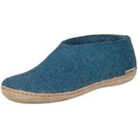 Chaussures Femme Chaussons Glerups A0600 Bleu