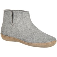 Chaussures Femme Chaussons Glerups G0100 Blanc