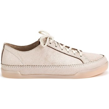 Chaussures Femme Baskets basses Clarks Hidi Holly Beige