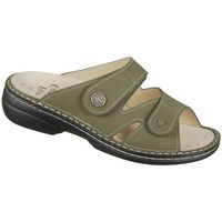 Chaussures Femme Mules Finn Comfort Torbole Olive
