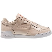 Chaussures Femme Baskets basses Reebok Sport W LO Plus Iridescent Blanc,Beige,Creme