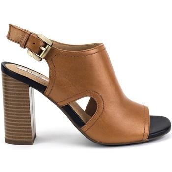 Chaussures Femme Sandales et Nu-pieds Geox Audalies High Marron