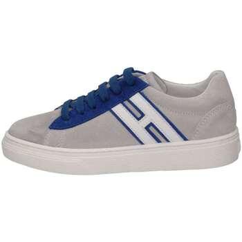 Chaussures Enfant Baskets basses Hogan HXC3400K390HB90PBH Gris