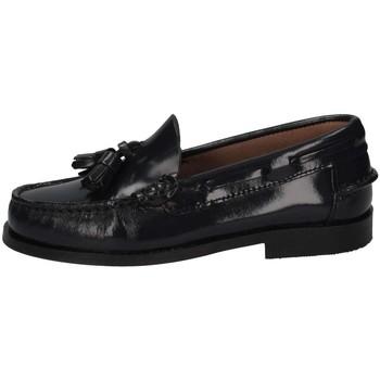 Chaussures Enfant Mocassins Eli 7723 BLU Bleu