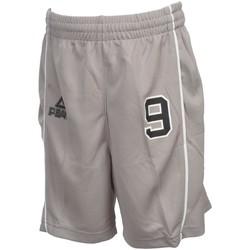 Vêtements Garçon Shorts / Bermudas Peak Tony parker short Gris clair