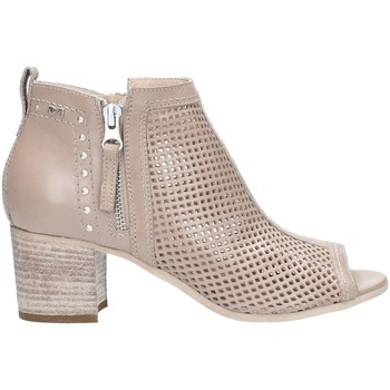 Chaussures Femme Low boots Nero Giardini P805141D Bottes et bottines Femme Champagne Champagne