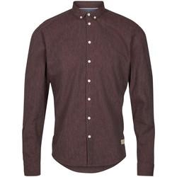 Vêtements Homme Chemises manches longues Minimum MIRO Vin