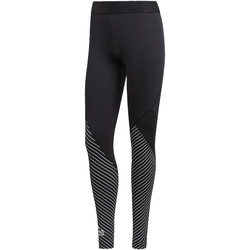 Vêtements Femme Leggings adidas Performance Tight Climacool Logo Noir / Multicolore