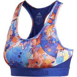 Vêtements Femme Brassières de sport adidas Performance Brassière Don't Rest Alphaskin Sport Multicolore