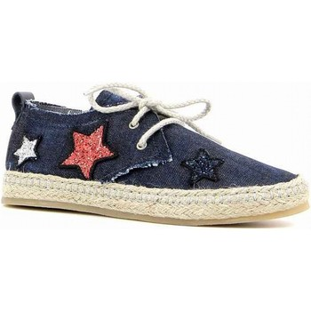 Chaussures Femme Espadrilles Coco & Abricot coco&abricot espadrille bleue bleu