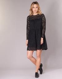 Vêtements Femme Robes courtes Betty London IAOUDA Noir