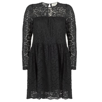 Courtes London Iaouda Vêtements Robes Betty Femme Noir L4Rj5Aq3