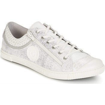 Chaussures Femme Baskets basses Pataugas Femme pataugas sneakers bisk blanc