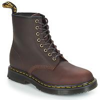 Chaussures Homme Boots Dr Martens 1460 SNOWPLOW Marron