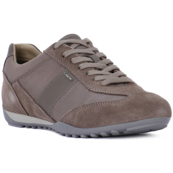 Chaussures Homme Baskets basses Geox WELLS A Beige