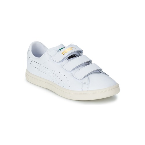 Chaussures Homme Baskets basses Puma COURT STAR VELCRO Blanc