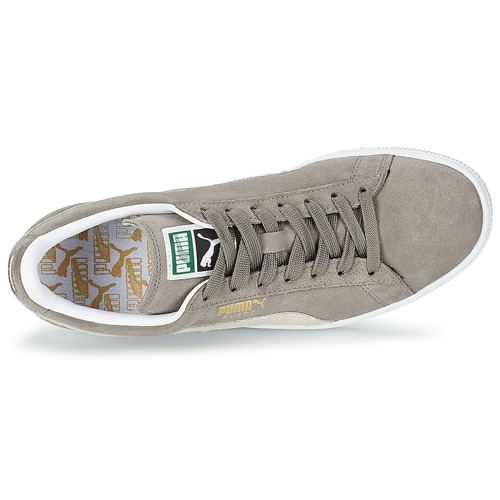Chaussures Baskets Suede Basses ClassicGris Puma oCWerdBx