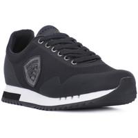 Chaussures Homme Baskets basses Blauer BLK DETROIT Nero
