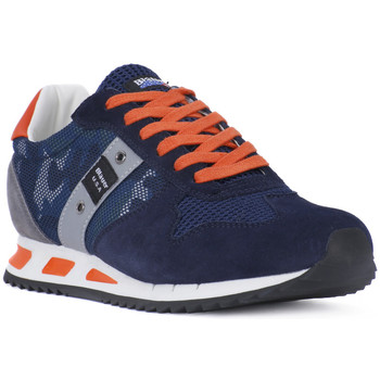 Chaussures Homme Baskets basses Blauer NVY MEMPHIS Blu