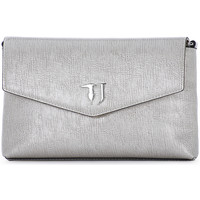 Sacs Femme Pochettes / Sacoches Trussardi 020 LINED RED CARPET Grigio
