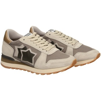 Chaussures Homme Baskets basses Atlantic Stars ARGO Gris