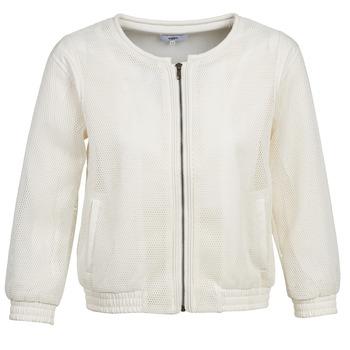 Vêtements Femme Vestes / Blazers Suncoo DANA Blanc