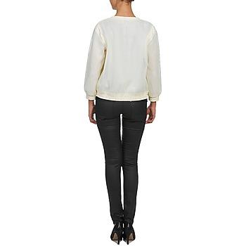 Femme Dana Vêtements VestesBlazers Suncoo Blanc iukZOPX
