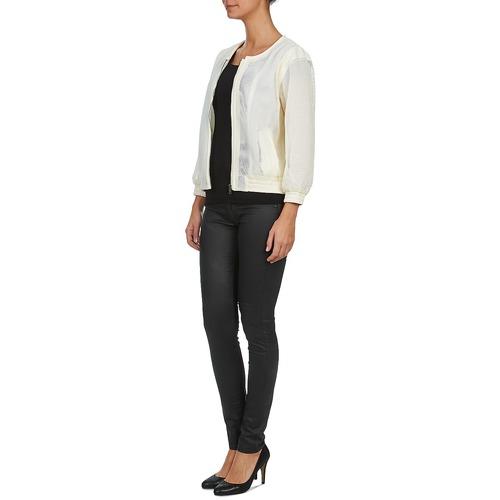DANA  Suncoo  vestes / blazers  femme  blanc