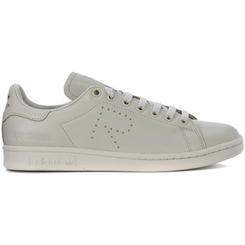 Chaussures Homme Baskets basses Adidas By Raf Simons Basket  Stan Smith en cuir gris clair Gris