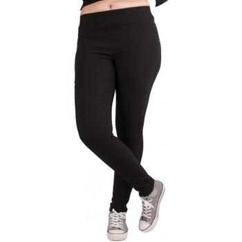 Vêtements Femme Leggings Primtex Jegging  stretch taille haute Grande Taille du 42 au 52 Noir