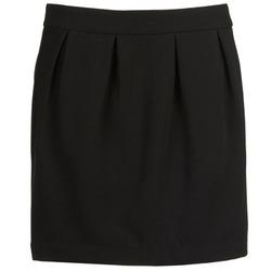 Vêtements Femme Jupes Suncoo FUXIA Noir
