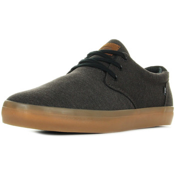 Chaussures Homme Baskets basses Globe Willow Earth Canvas/ Gum marron
