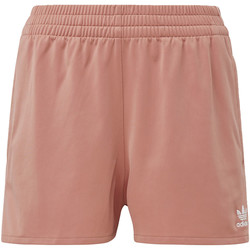 Vêtements Femme Shorts / Bermudas adidas Originals Short 3-Stripes Rose