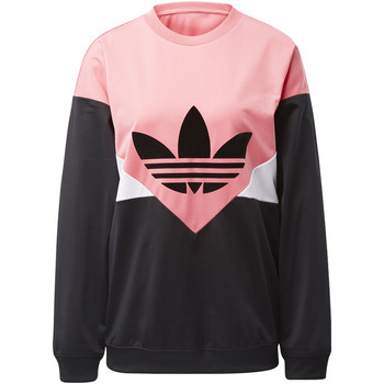 Vêtements Femme Sweats adidas Originals Sweat-shirt CLRDO Noir