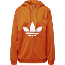 Vêtements Femme Sweats adidas Originals Sweat-shirt à capuche CLRDO Orange