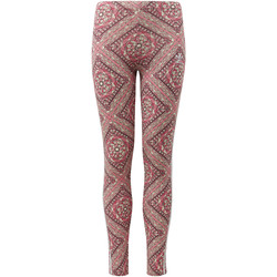 Vêtements Fille Leggings adidas Originals Legging GRPHC AOP Multicolore / Blanc
