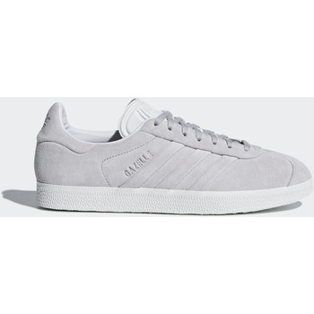 Chaussures Femme Baskets basses adidas Originals Chaussure Gazelle Stitch and Turn Blanc