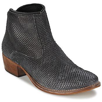 Bottines / Boots Meline ELISE Noir 350x350