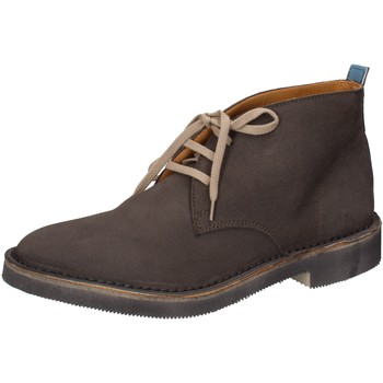 Moma Homme Boots  Bottines Gris Daim...