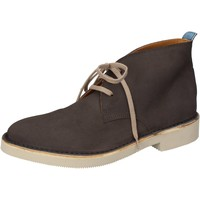 Chaussures Homme Boots Moma AB329 Gris