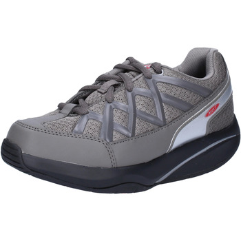 Chaussures Femme Baskets basses Mbt chaussures femme  sneakers gris textile dynamic AB390 gris