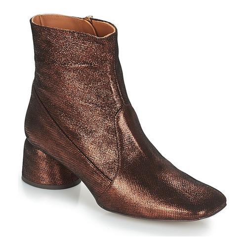 Layna Castaner Chaussures Femme Cuivre Bottines 29IWHDE