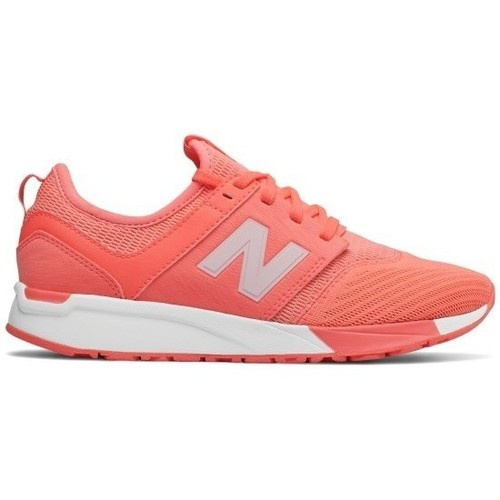 new balance 247 blanche et orange