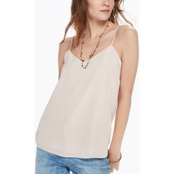 Vêtements Femme Tops / Blouses Maison Scotch TOP SLIM ROSE CLAIR