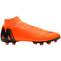 Chaussures Homme Football Nike Mercurial Superfly VI Academy MG Orange