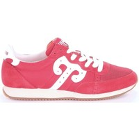 Chaussures Homme Baskets basses Wushu Ruyi TIANTAN Sneakers Homme Rouge Rouge