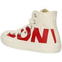 Chaussures Garçon Baskets montantes Converse 359532C Sneakers Garçon BEIGE BEIGE