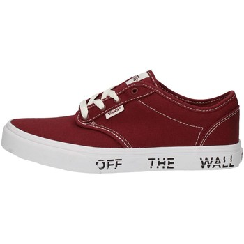 Vans VN-0 15GIML Sneakers Homme Rouge Rouge - Chaussures Baskets basses Homme