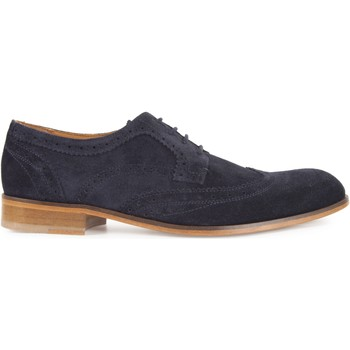 Chaussures Homme Derbies Heyraud Derby GRAHAM Bleu