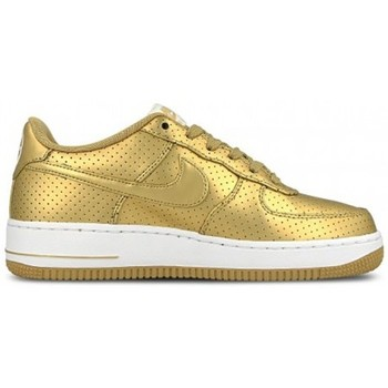 Chaussures Enfant Baskets basses Nike AIR FORCE 1 LV8 (GS) / OR or